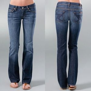 Seven For All Mankind Flynt Bootcut Jeans